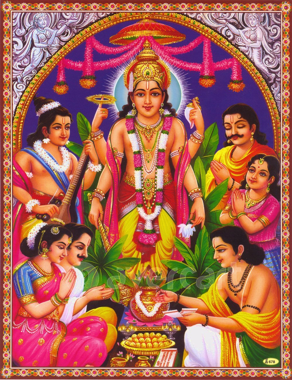 Sri Satyanarayana Swamy Vratam By Individuals