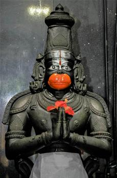 Hanuman Jayanthi 2016